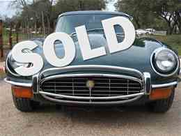 Picture of '71 Jaguar XKE located in Liberty Hill Texas - $29,500.00 Offered by TX Collector Classic Cars - ET8H