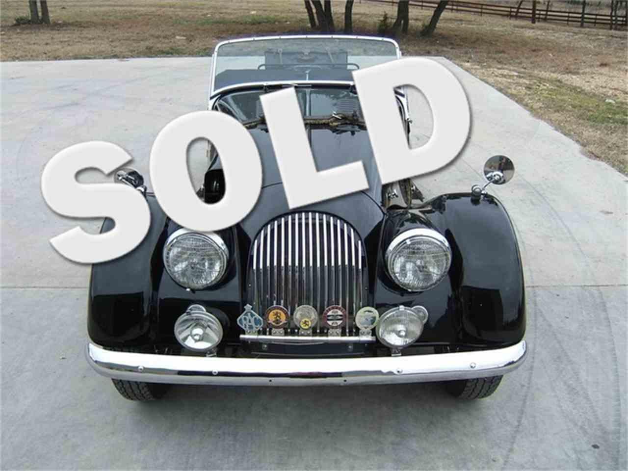 1963 Morgan Plus 4 for Sale - CC-691077