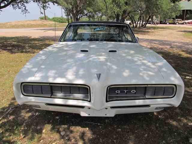 1968 Pontiac GTO | 691083