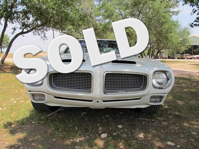 1970 Pontiac Firebird | 691084