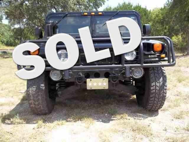 1998 Hummer H1 | 691085