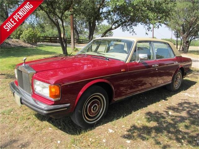 1984 Rolls-Royce Silver Spur | 691087