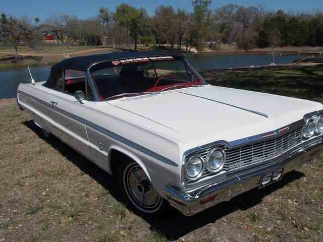 1964 Chevrolet Impala  Factory 4Sp | 691091