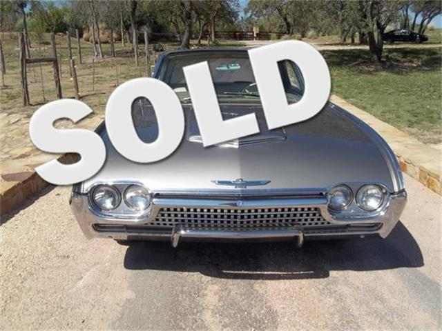 1962 Ford Thunderbird | 691096