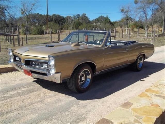 1967 Pontiac GTO | 691099