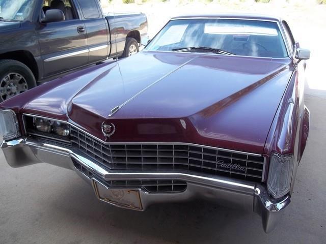 1968 Cadillac Eldorado | 691102
