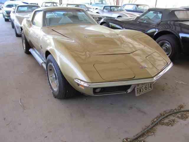 1969 Chevrolet Corvette | 691104