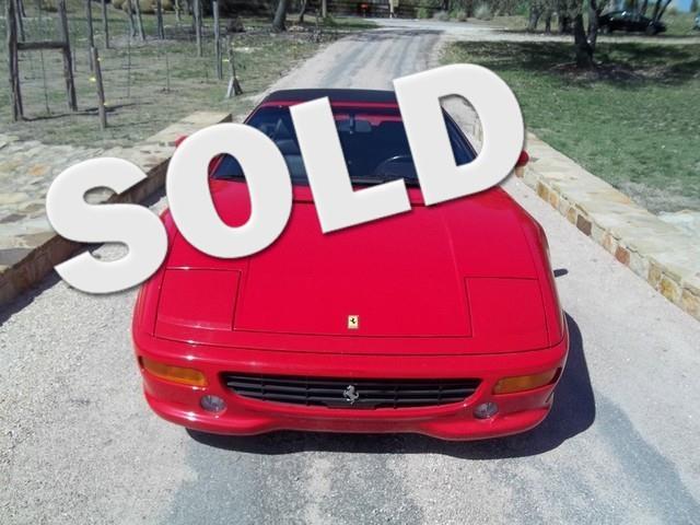 1998 Ferrari F355 GTS | 691112