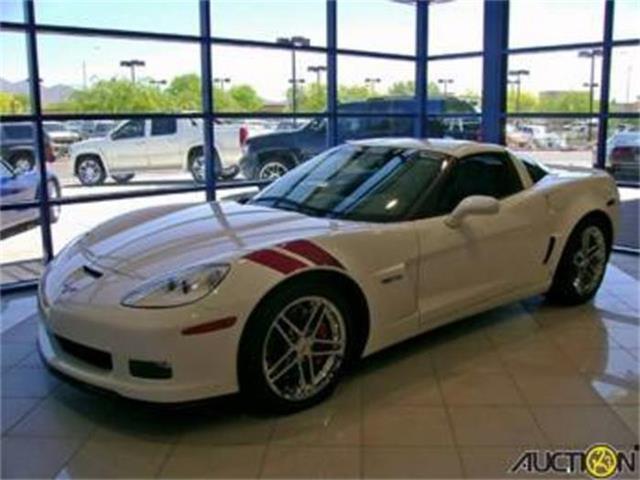 2007 Chevrolet Corvette | 691117