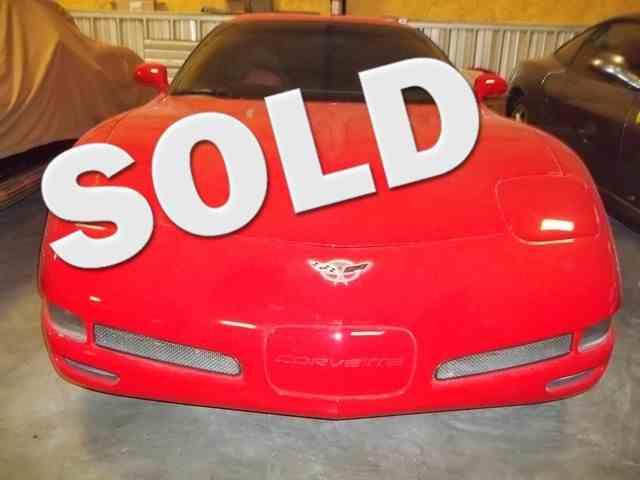 2003 Chevrolet Corvette | 691119