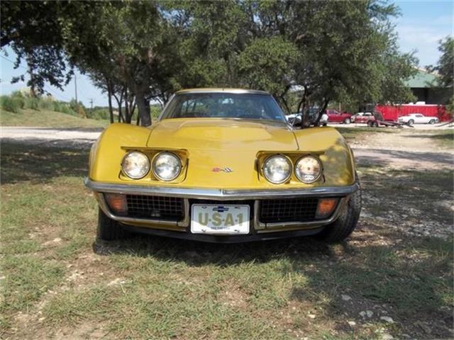 1971 Chevrolet Corvette | 691122