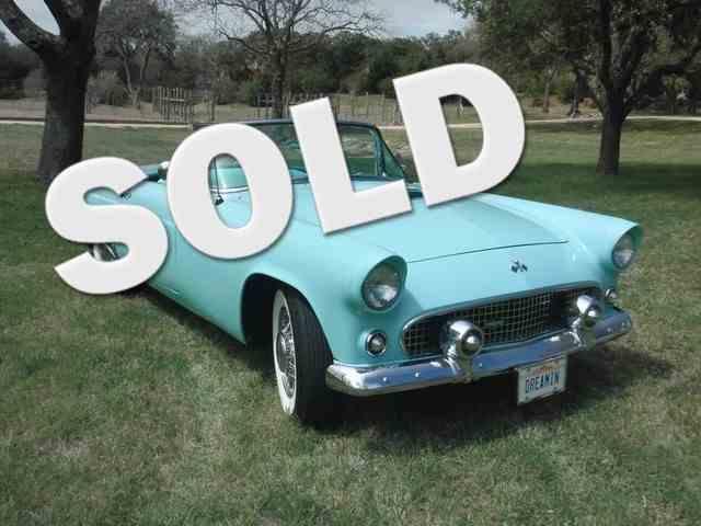 1955 Ford Thunderbird | 691123