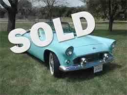 1955 Ford Thunderbird for Sale - CC-691123