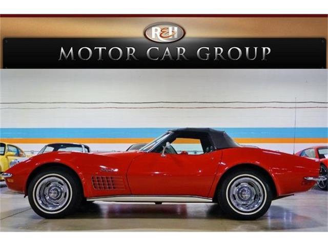 1972 Chevrolet Corvette | 691148