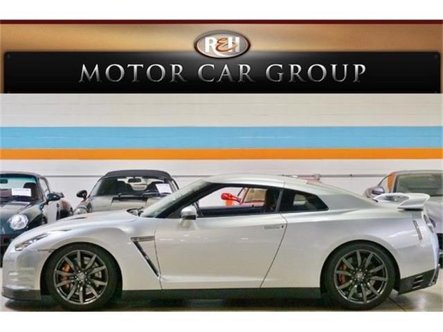 2012 Nissan GT-R AMS Alpha 9   691162