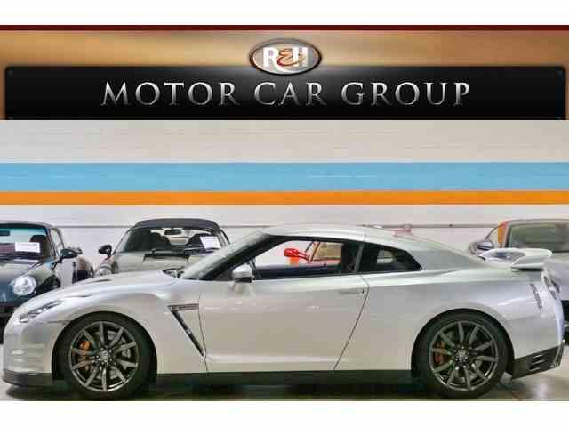2012 Nissan GT-R AMS Alpha 9 | 691162