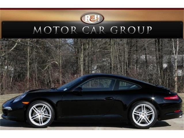 2012 Porsche 911 | 691164