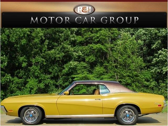 1970 Mercury Cougar | 691177