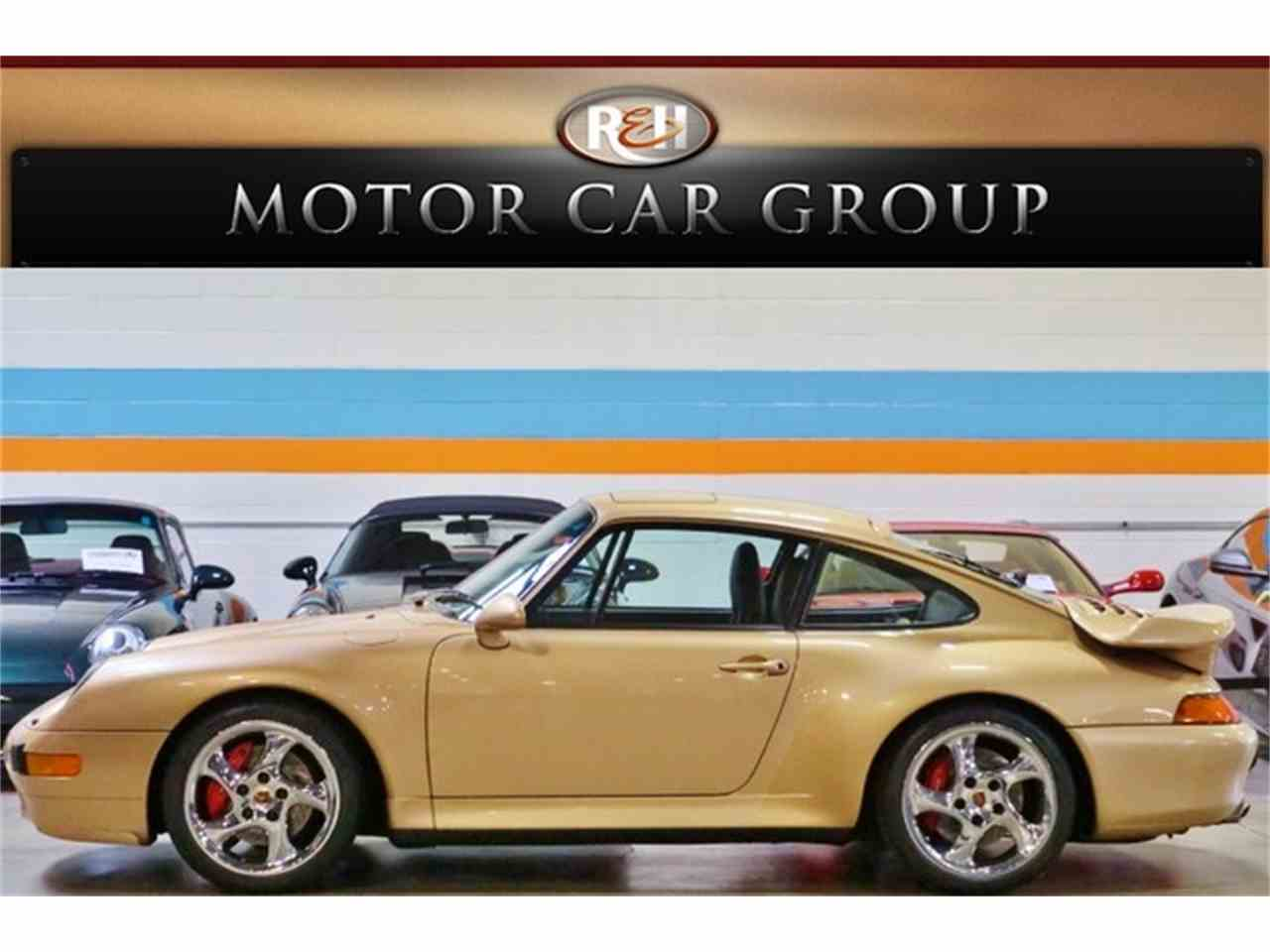 1997 Porsche 911 Turbo for Sale - CC-691185