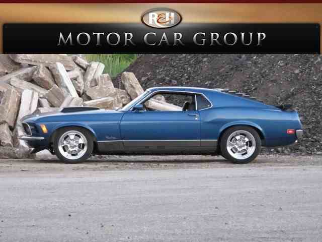 1970 Ford Mustang | 691191