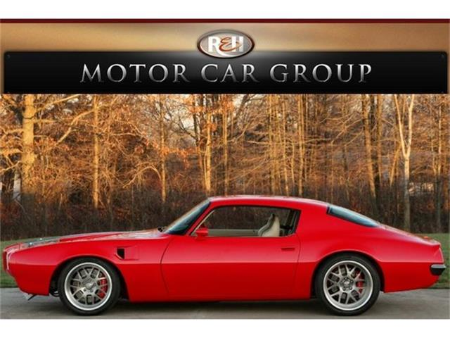 1972 Pontiac Firebird | 691211