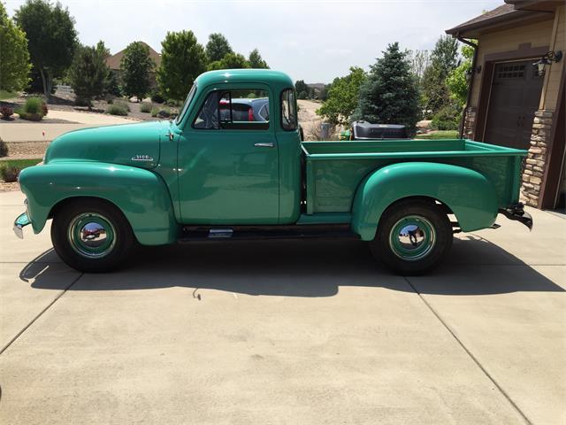 1954 Chevrolet 3100 | 691252