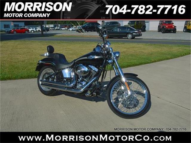 2003 Harley-Davidson Softail   690013