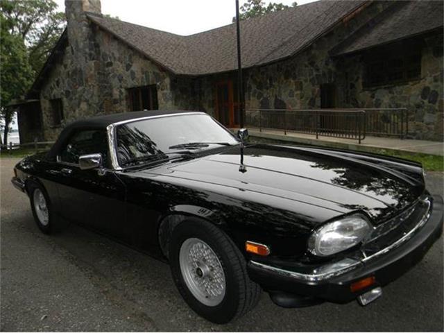 1990 Jaguar XJS   691310