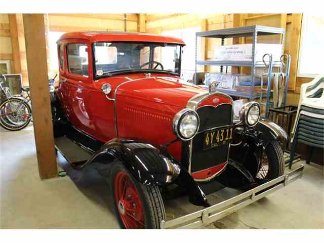 1931 Ford Model A | 691341