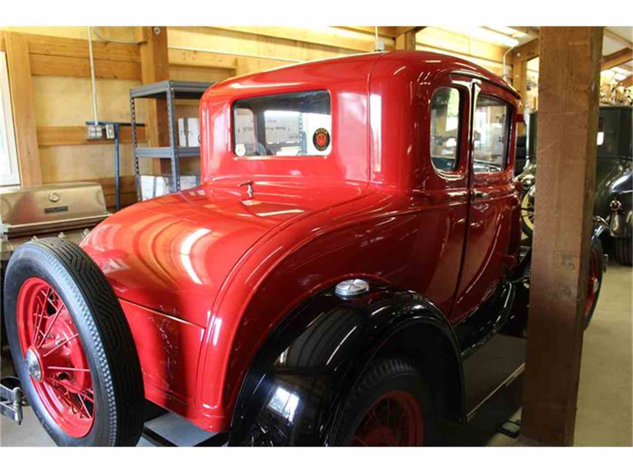 Large Picture of '31 Model A - ETFX
