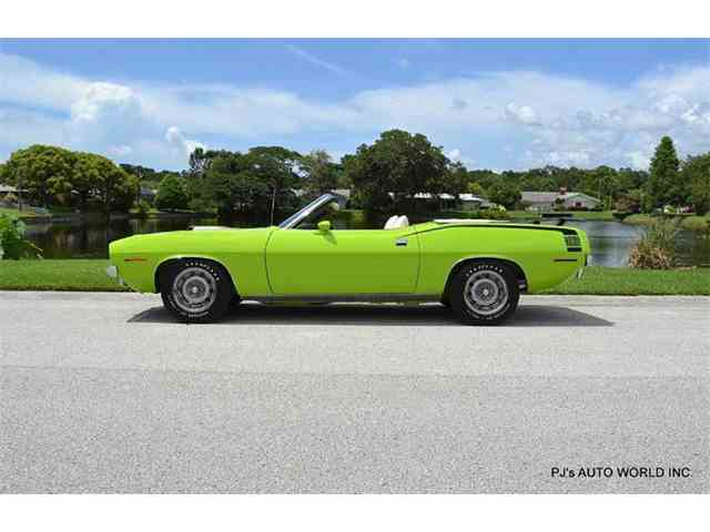 1970 Plymouth Barracuda | 691438