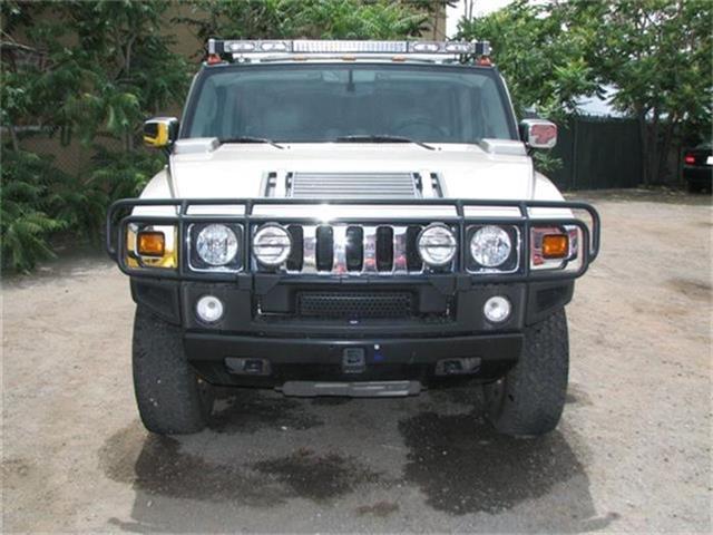 2003 Hummer H2 | 690144