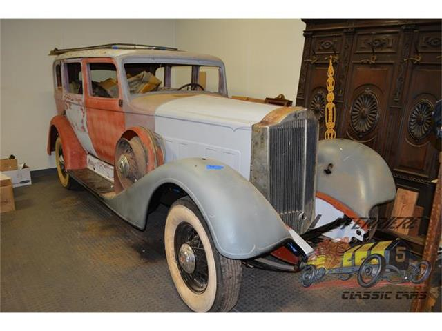 1934 Packard 1100 | 691576
