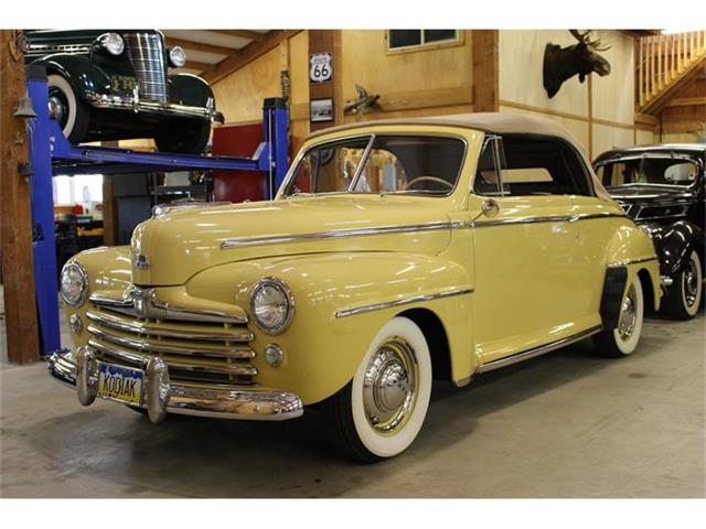 1947 Ford Convertible | 691580