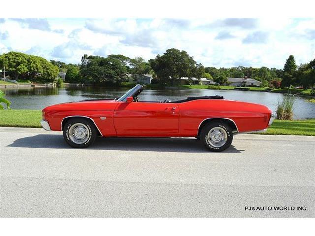 1971 Chevrolet Chevelle | 691739
