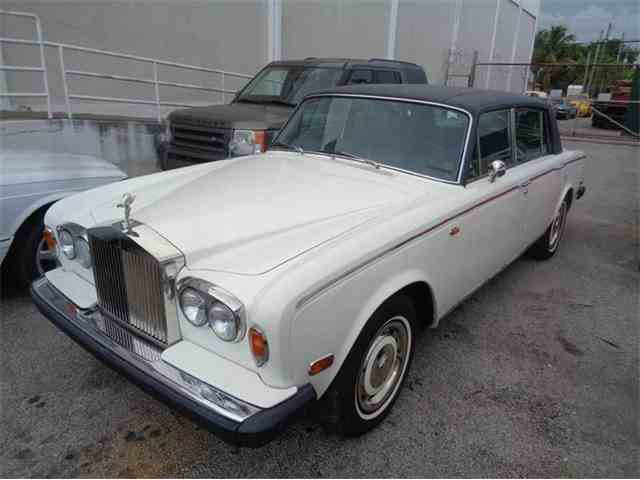 1976 Rolls-Royce Silver Shadow | 691747