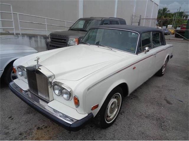 1976 Rolls-Royce Silver Shadow | 691747