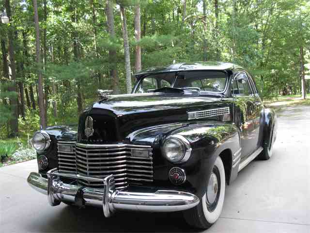 Picture of Classic 1941 62 located in Michigan - $42,500.00 Offered by a Private Seller - ETSV