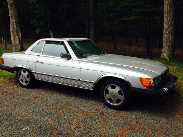 1982 Mercedes-Benz 380SL | 691819
