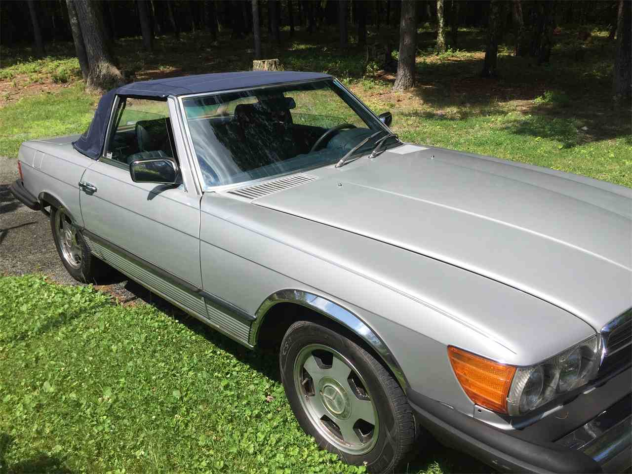 1982 mercedes benz 380sl for sale cc for Mercedes benz for sale in pa