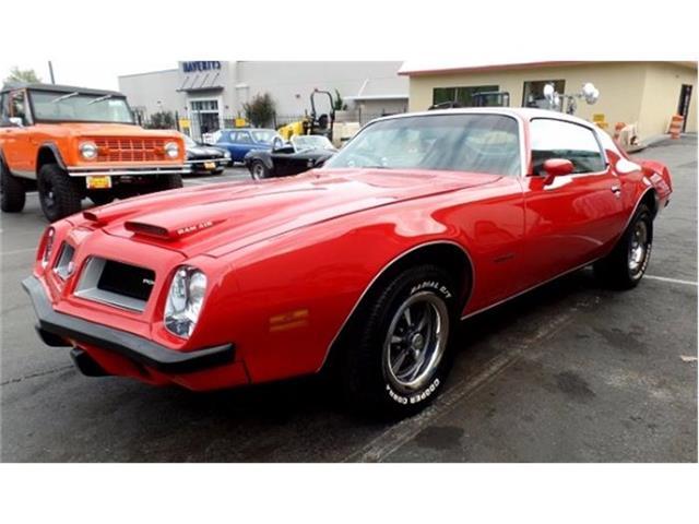 1974 Pontiac Firebird | 691881