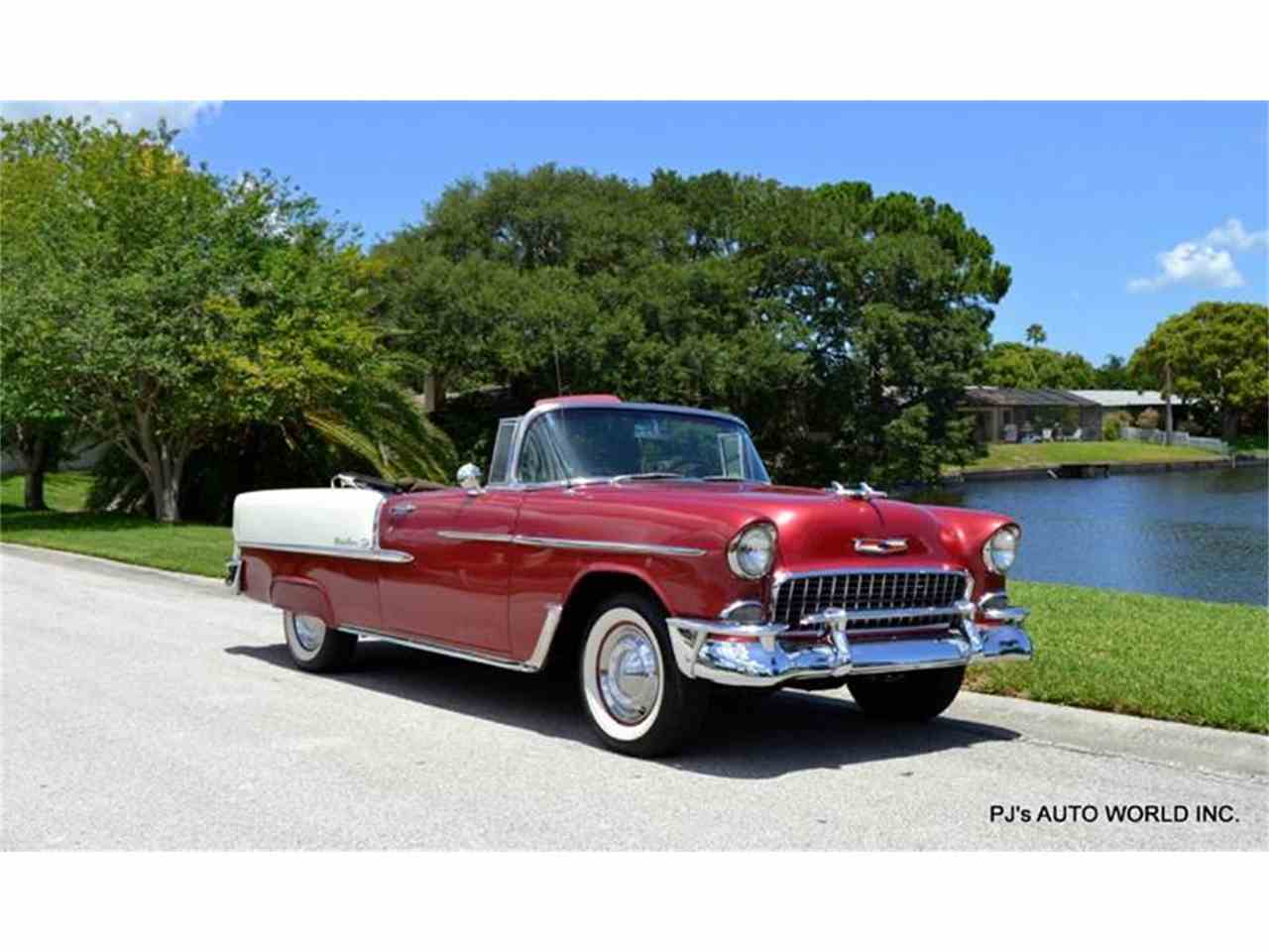 Large Picture of 1955 Bel Air - $77,900.00 - ESF7