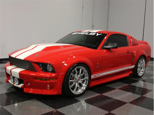 2008 Ford Mustang Shelby GT500 Eleanor | 691919