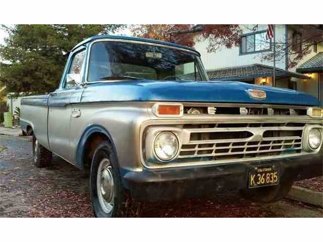 1966 Ford F100 | 691987