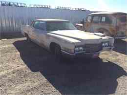 1969 Cadillac Coupe DeVille for Sale - CC-692005