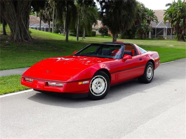 1986 Chevrolet Corvette | 690203