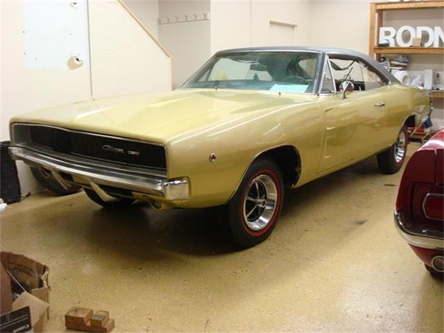 1968 Dodge Charger | 692067