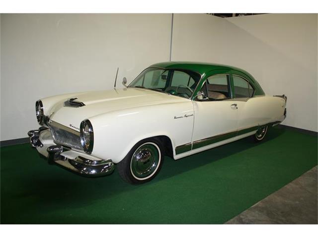 1954 Kaiser 2-Dr Sedan | 692107