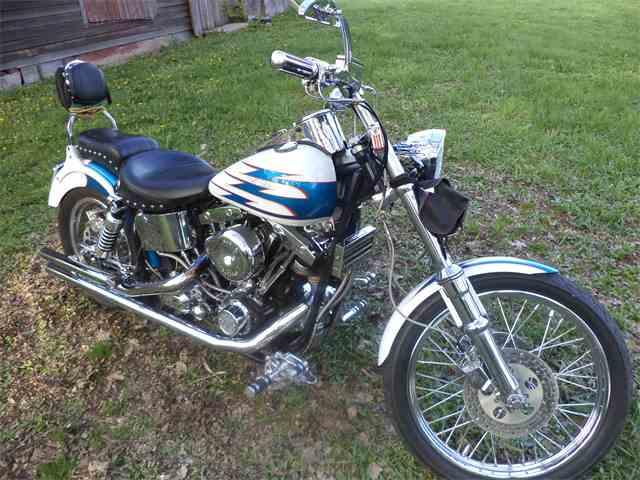 1998 Harley-Davidson Custom | 692111