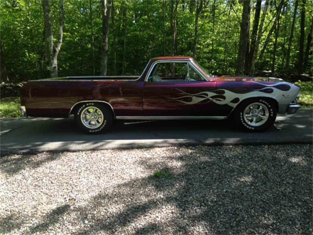 All Chevy 1976 chevy el camino : 1966 Chevrolet El Camino for Sale on ClassicCars.com